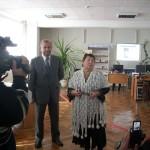 Відкриття Центру вільного доступу до ресурсів Інтернет (Програма Бібліоміст)