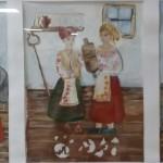 """Ілюстрація до твору """"Кайдашева сім'я"""", Макаренко Арина, 15 р."""