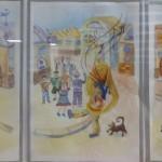 """Ілюстрація до казки М.М.Носова  """"Пригоди Незнайки та його друзів"""", Семушіна Дар'я, 16 р."""
