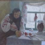"""В хате"" Шелудько Тамара, 16 лет"