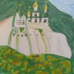 """""""Святогорский монастырь"""" Гаврилова Лилия, 12 лет"""