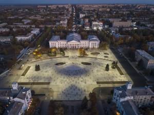 Палац_культури_та_техніки,_Краматорськ_DJI_0002