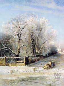 Зимний пейзаж--1873_2