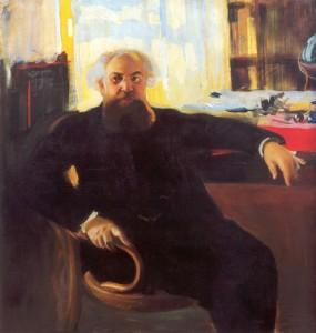 Мурашко Портрет А. В. Прахова 1904