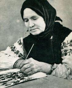 портрет н. білокінь