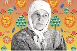портрет приймаченко