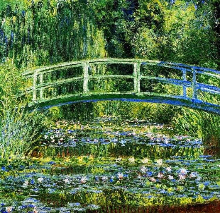 Японский мостик 1899